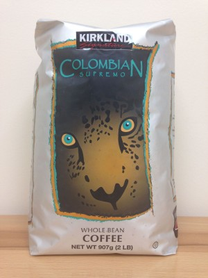 Colombia Supremo from Kirkland