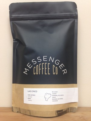 Ecuador Las Cinco from Messenger Coffee