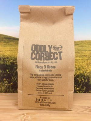 Colombia Finca El Hueco from Oddly Correct
