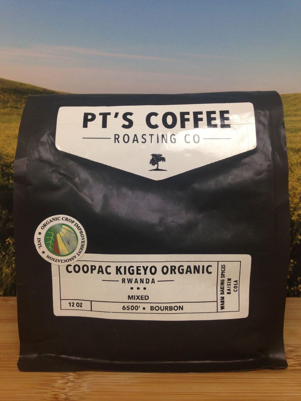 Rwanda COOPAC Kigeyo Organic from PT's Coffee