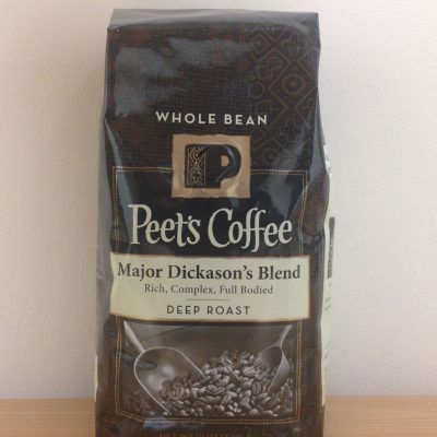 Major Dickason's Blend from Peet's Coffee