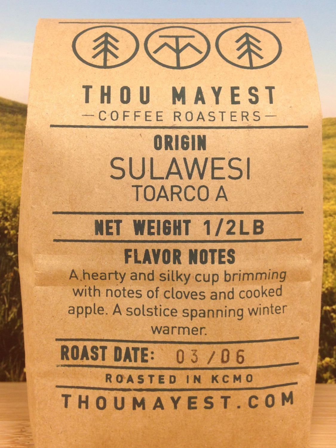 Sulawesi TOARCO A from Thou Mayest