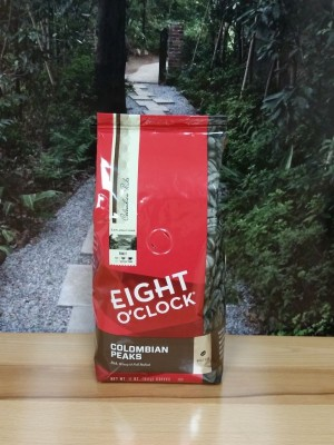 Colombian Peaks from Eight O'Clock Coffee