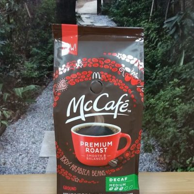 Decaf Premium Roast from McCafe