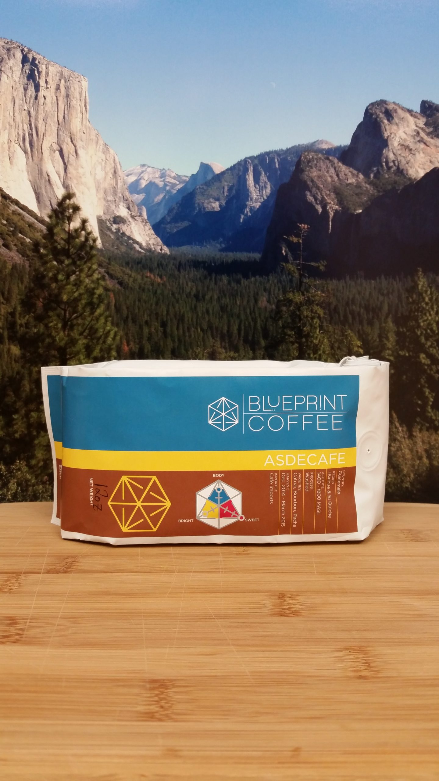 Guatemala ASDECAFE from Blueprint Coffee