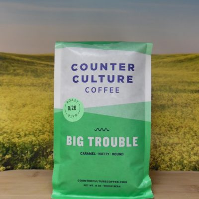 Big Trouble Blend from Counter Culture Coffee
