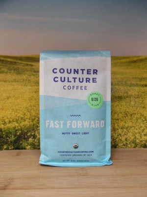 Fast Forward, a Blend from Counter Culture Coffee