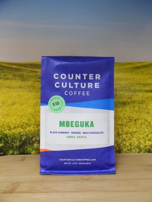 Kenya Mbeguka From Counter Culture Coffee