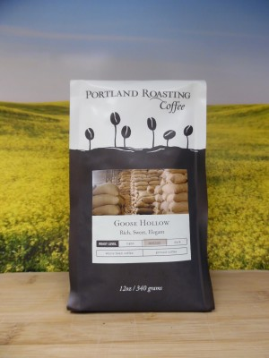 Goose Hollow Blend by Portland Roasting Coffee