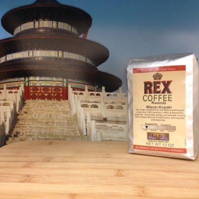 Rwanda Misozi-Kopaki from Rex Roasting Co.