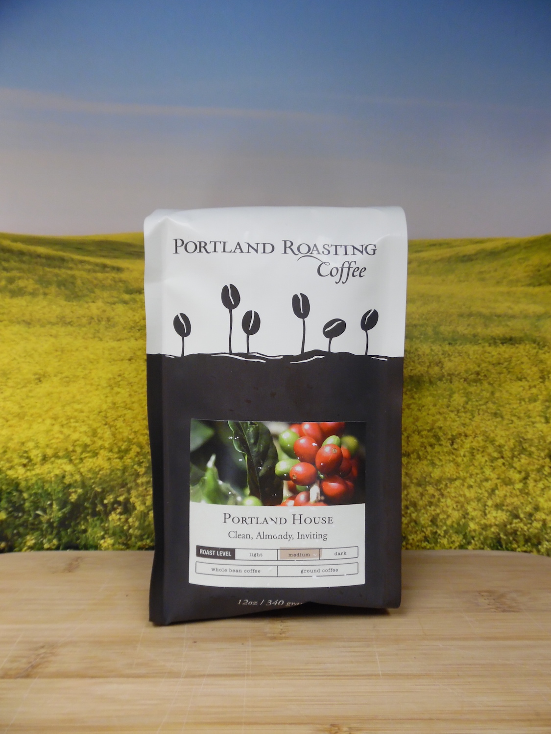 Portland House, a blend by Portland Roasting Coffee