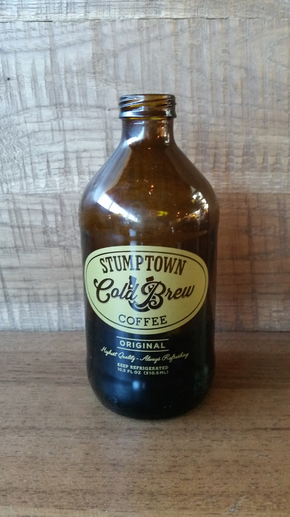 Stumptown Cold Brew Revisited Roast Ratings