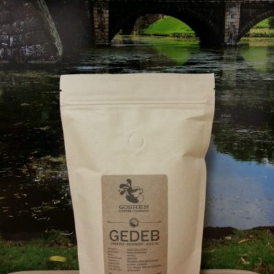 Ethiopia Gedeb from Goshen Coffee