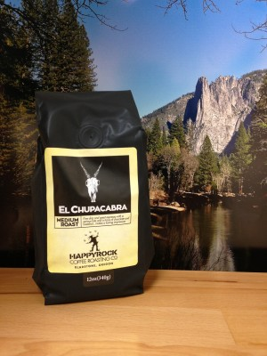 El Chupacabra- A Blend From Happyrock Coffee Roasters