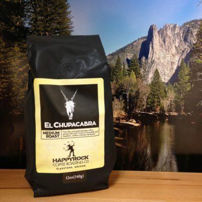 El Chupacabra- A Blend From Happyrock Coffee Roasters