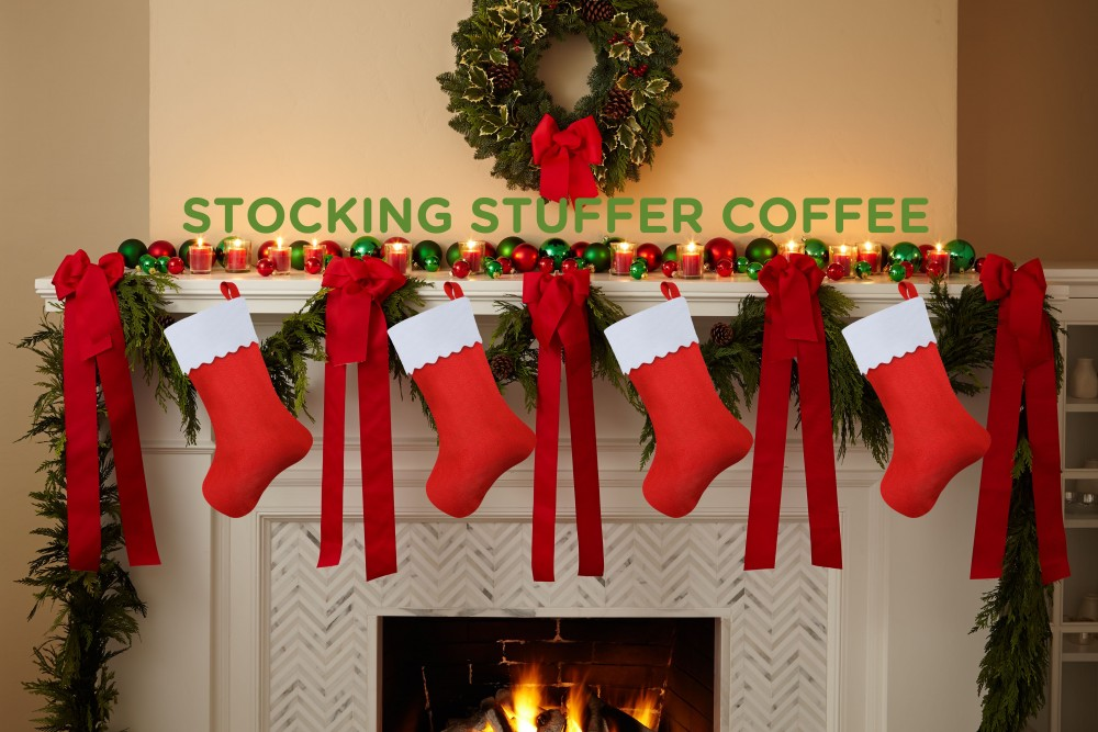 Last Minute After Dinner Coffee: Stocking Stuffer Edition