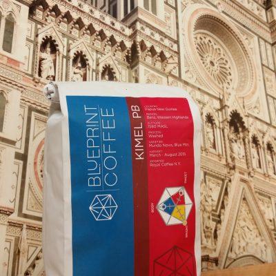 Papua New Guinea Kimel PB from Blueprint Coffee