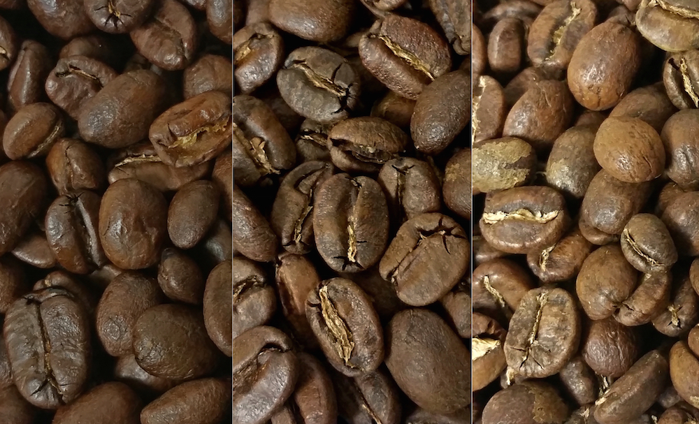 Light roast differences
