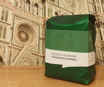 Ethiopia Gedeb Chelbessa from Greenway Coffee