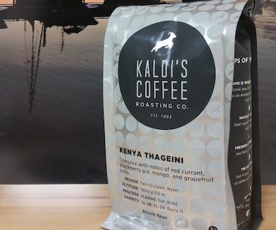 Kaldis Coffee Kenya Thageini