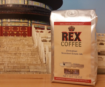 Zimbabwe Smaldeel Estate AA from Rex Roasting Co.