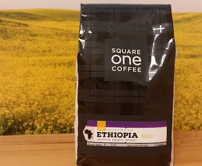 Ethiopia Guji from Square One Coffee