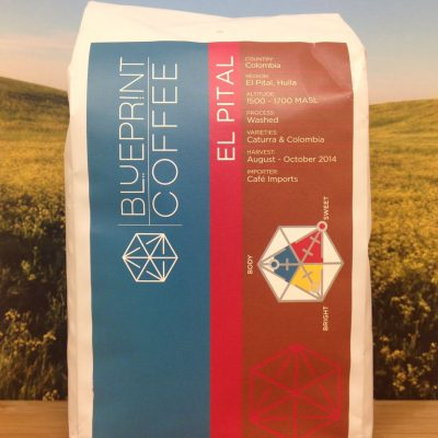 Colombia El Pital from Blueprint Coffee