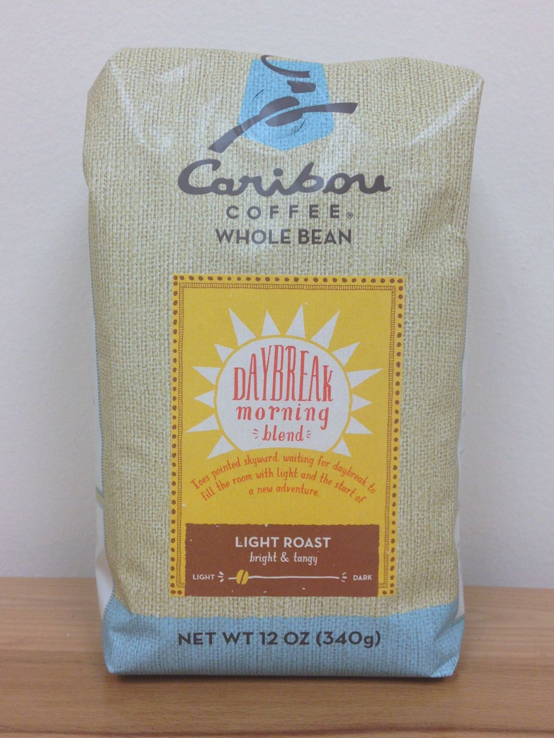 Daybreak Morning Blend from Caribou Coffee