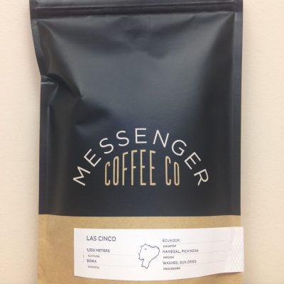 Ecuador Las Cinco from Messenger Coffee