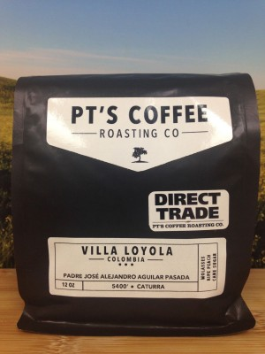 Colombia Finca Villa Loyola from PT's Coffee