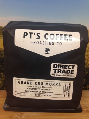 Colombia Grand Cru Mokka from PT's Coffee