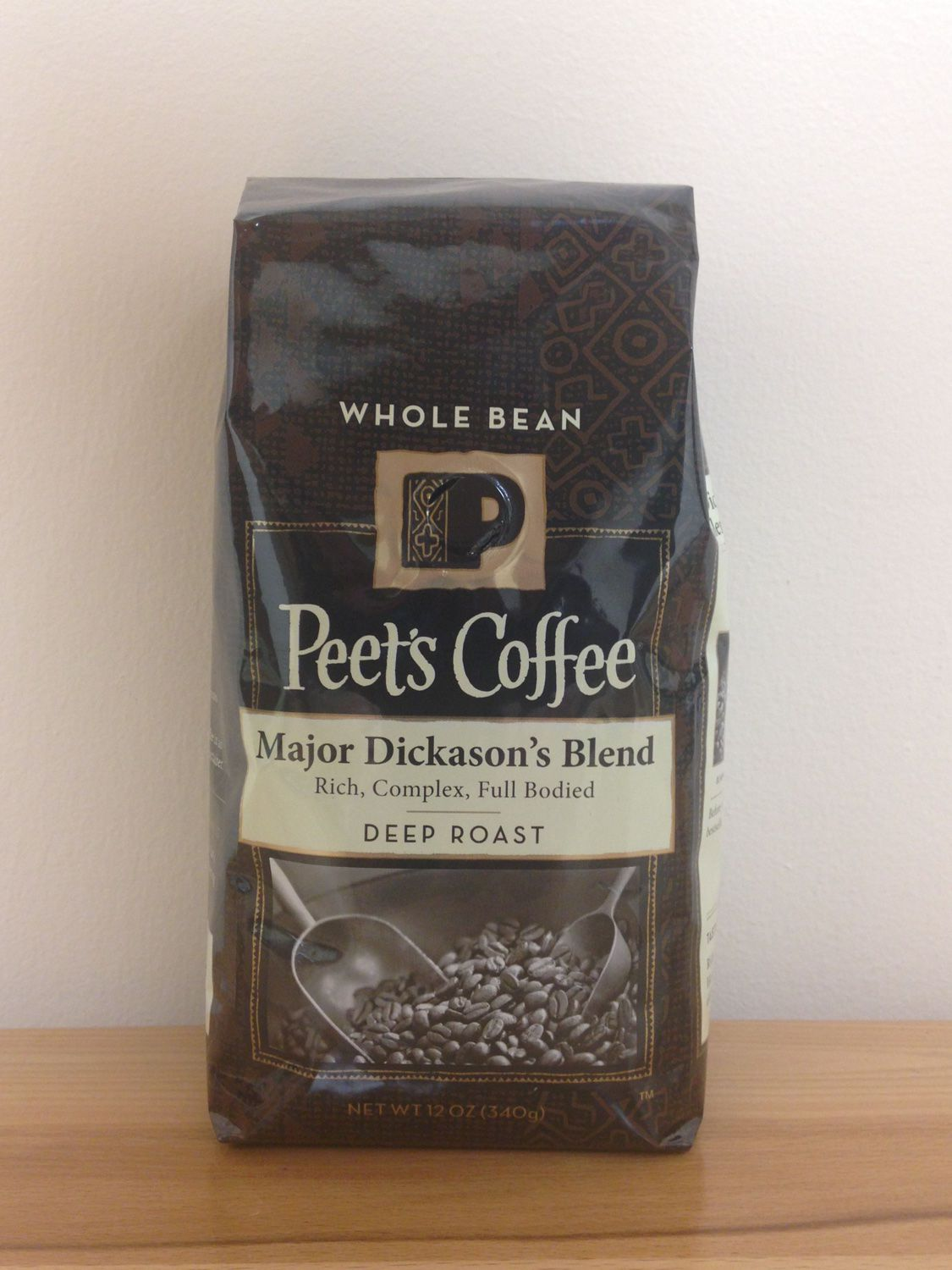 Major Dickason's Blend from Peet's Coffee