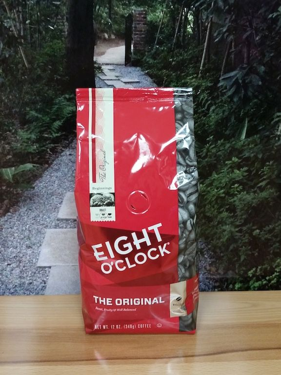 Original Blend from Eight O'Clock Coffee