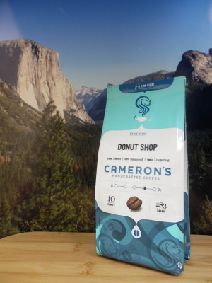 Donut Shop Blend from Cameron's Coffee