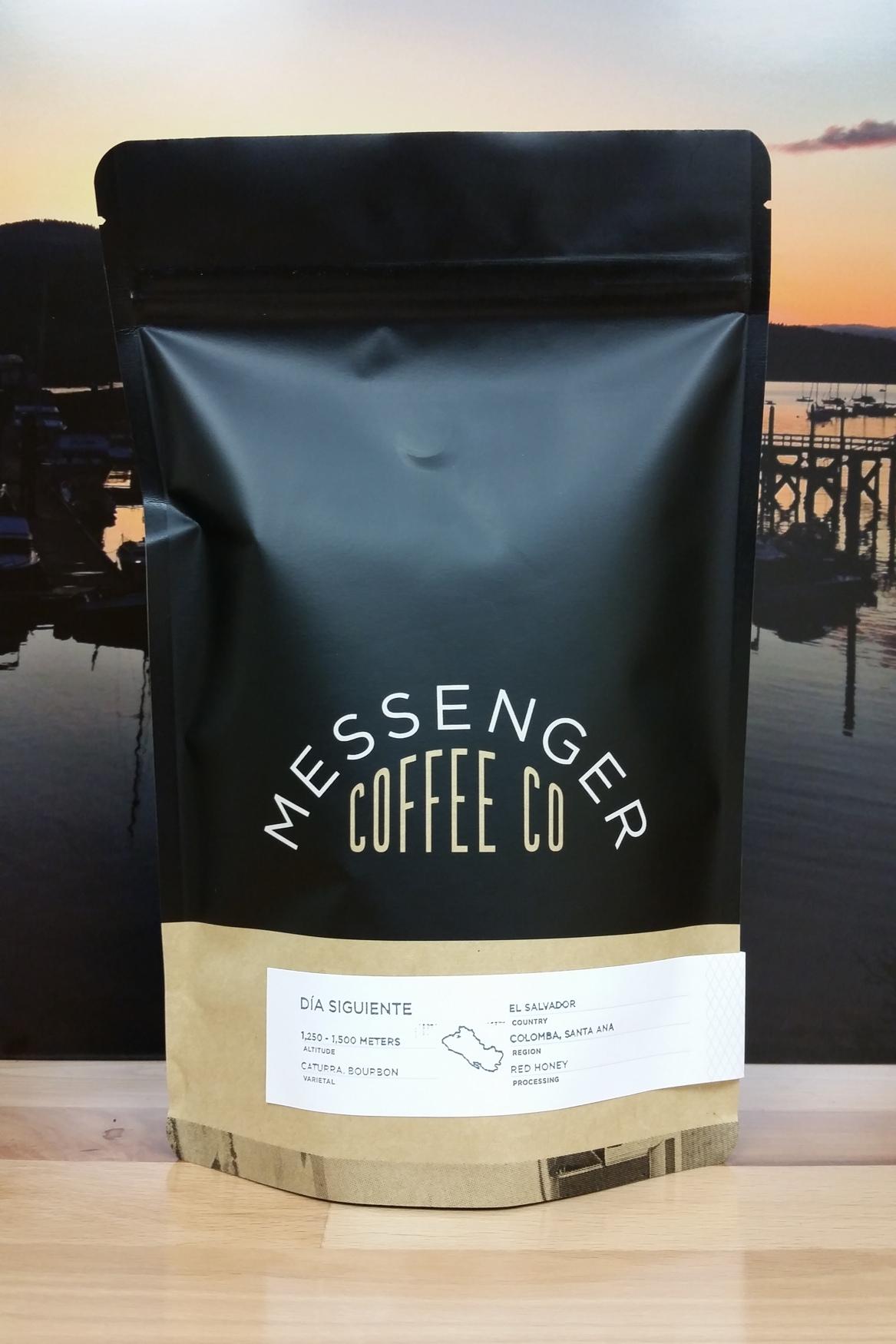 El Salvador Dia Siguiente from Messenger Coffee