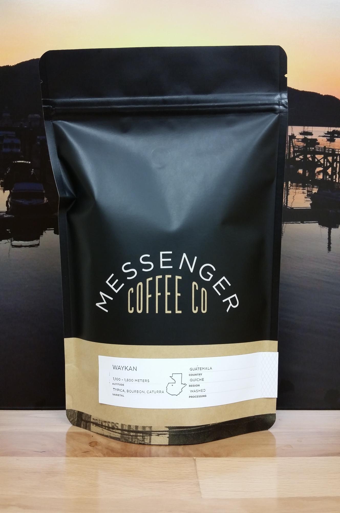 Guatemala Waykan from Messenger Coffee