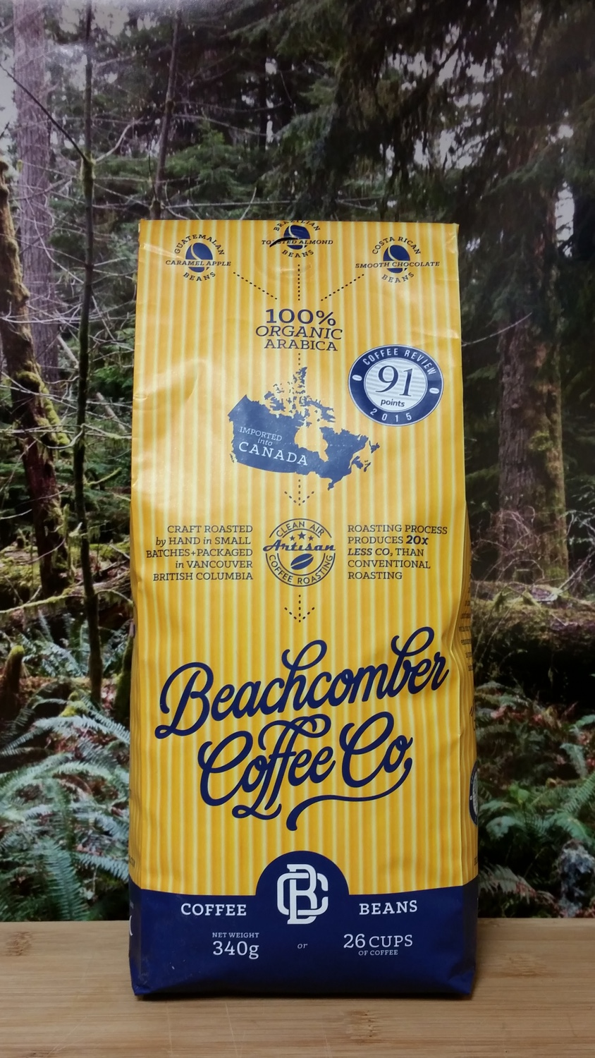 Beachcomber Coffee from Beachcomber Coffee Co