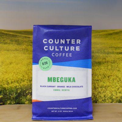 Kenya Mbeguka From Counter Culture Coffee