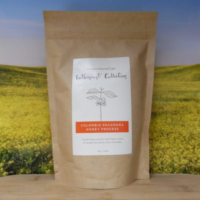 Colombia Pacamara Honey Process from Portland Roasting
