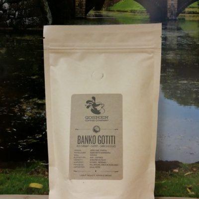 Ethiopia Banko Gotiti Natural from Goshen Coffee