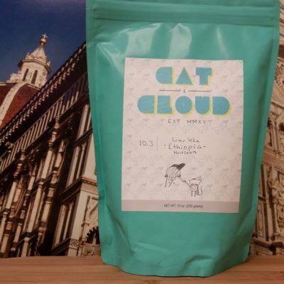 Ethiopia Limu Seka from Cat and Cloud
