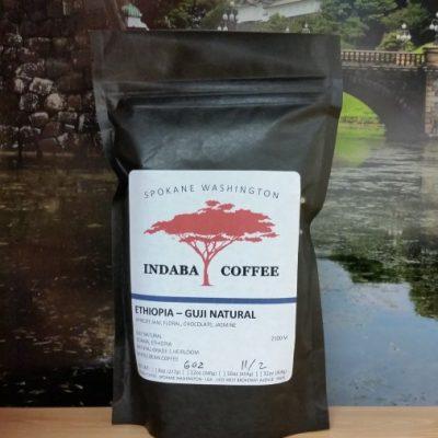 Ethiopia Guji Natural from Indaba Coffee