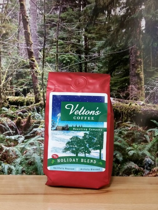 Holiday Blend from Velton's Coffee Roasting Company