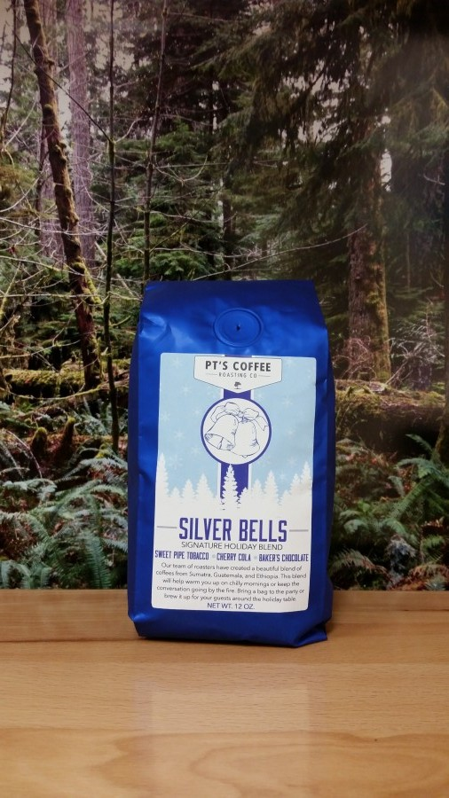 Silver Bells from PT's Coffee Roasting Co.