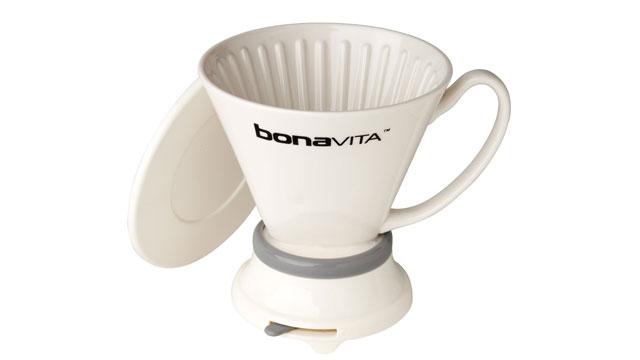 bonavita porcelain immersion dripper review