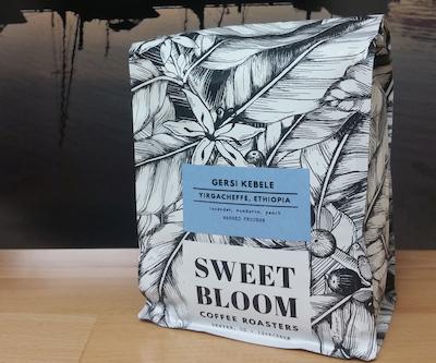Ethiopia Yirgacheffe Gersi Kebele from Sweet Bloom Coffee