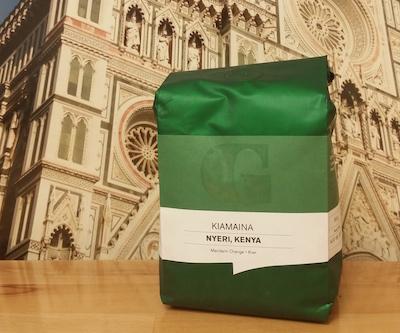 Kenya Kaimaina from Greenway Coffee