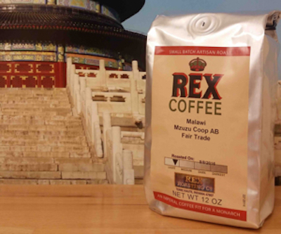 Malawi Mzuzu COOP AB from Rex Roasting Co.