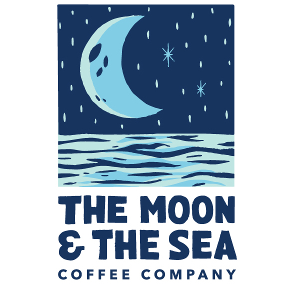 Tanzanian Kilimanjaro Peaberry Classic by The Moon and The Sea Coffee Company